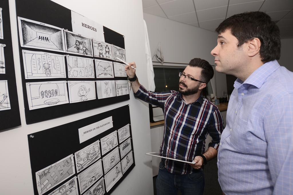 Orlando Business Journal Features FF Miners on Bringing Back the Animation Industry to Florida